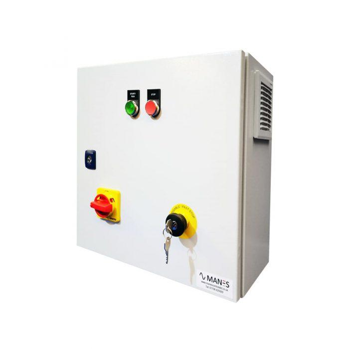 3 Phase Constant Torque VSD Enclosed Inverter Drive Control Panel